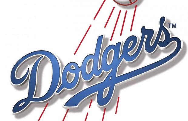 Baseball clipart dodgers #3