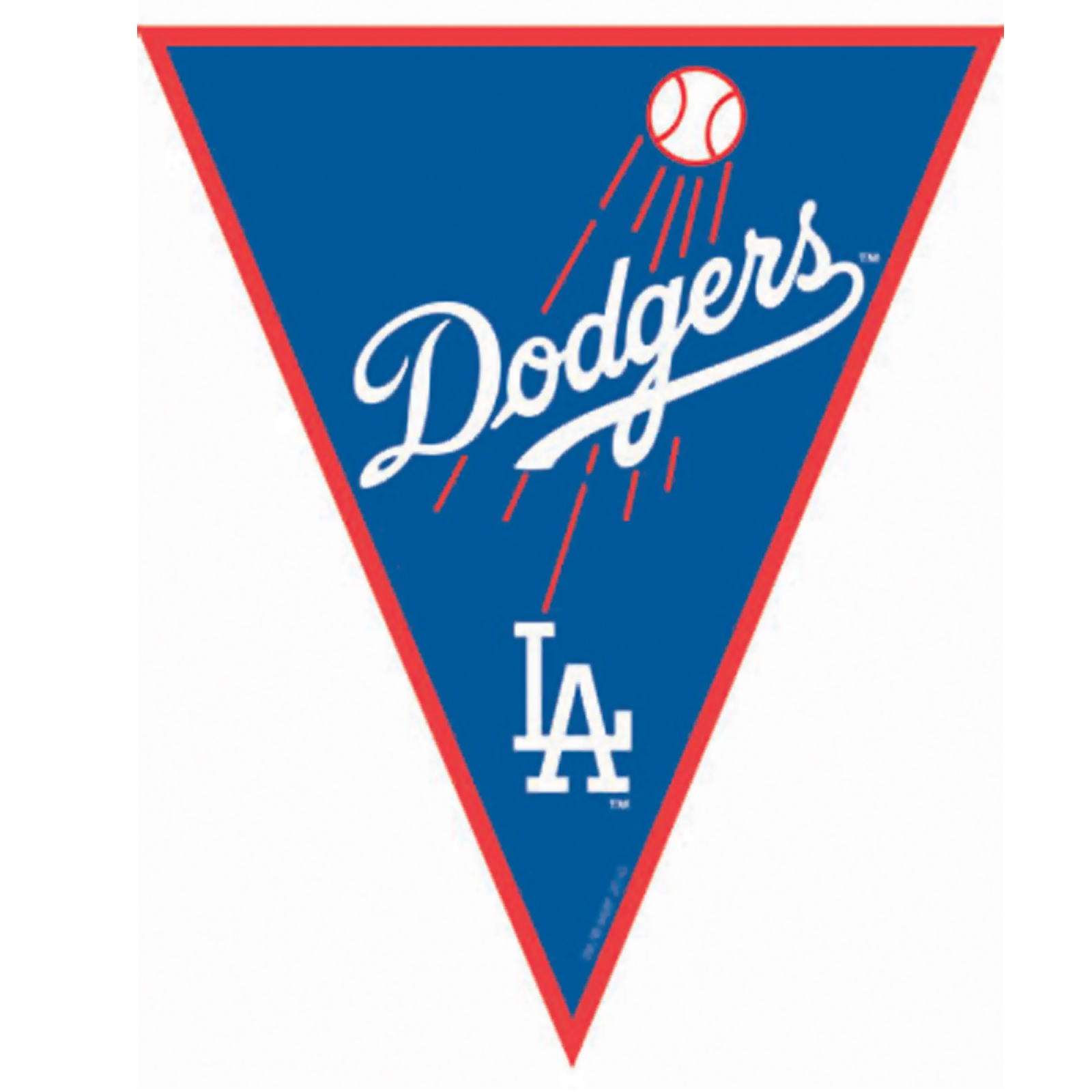 Baseball clipart dodgers #5
