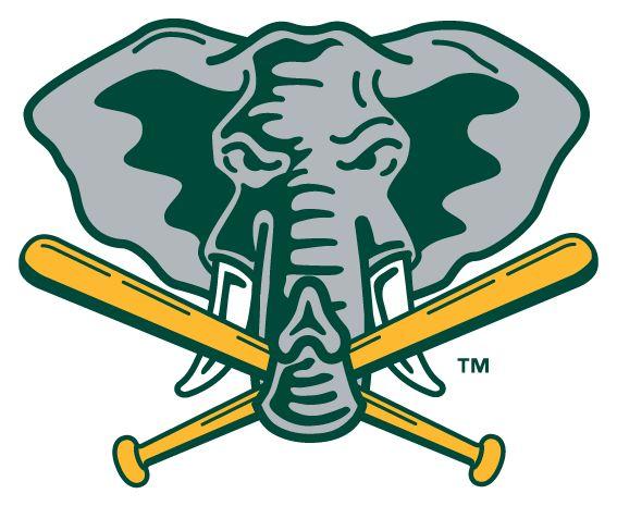 Baseball clipart elephant Elephant bats Oakland Oakland 25