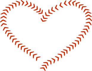 Baseball clipart lace #8