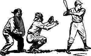 Baseball clipart little league baseball #8