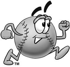 Baseball clipart little league baseball #15