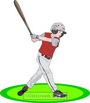 Baseball clipart little league baseball #6