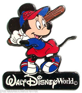 Baseball clipart minnie mouse #12