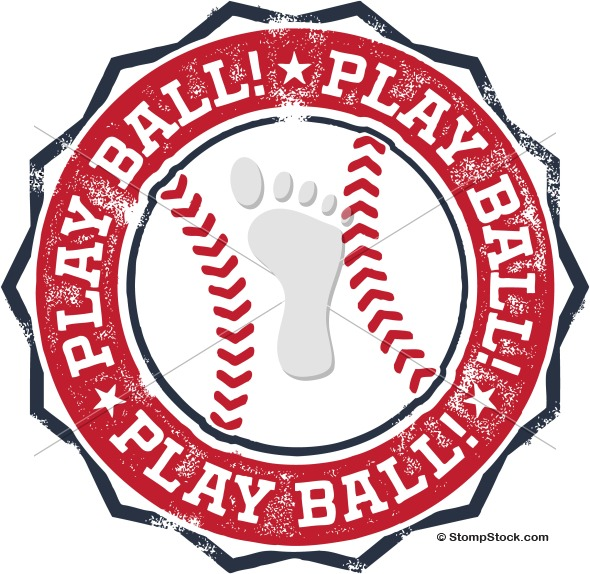 Baseball clipart old fashioned StompStock or Softball Graphic Graphic