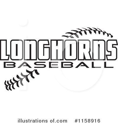 Baseball clipart seams #4