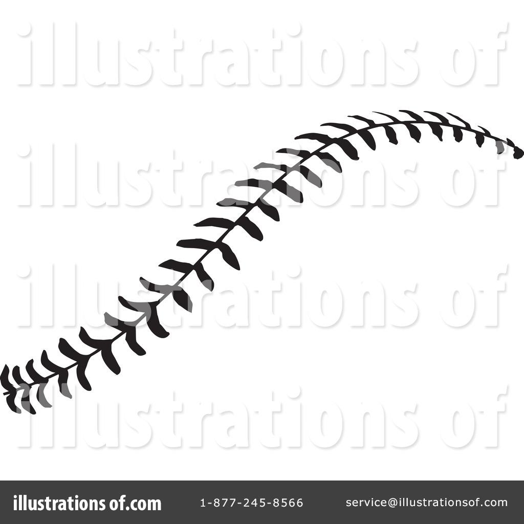 Baseball clipart seams #5