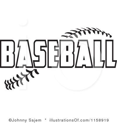 Baseball clipart seams #7