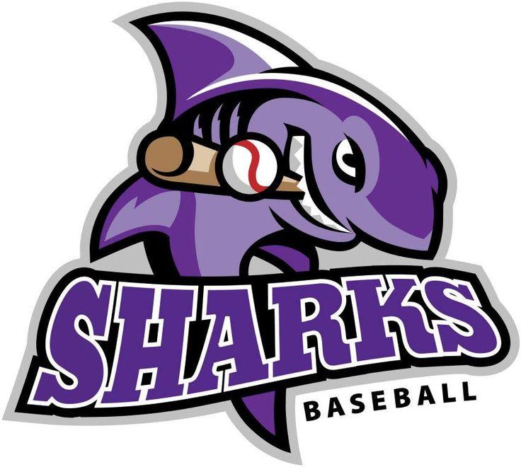 Baseball clipart shark Logos 89 Collegiate best Futures