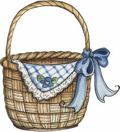 Basket clipart Images clipart baskets 52 Pinterest