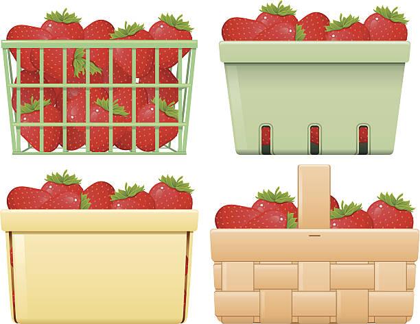 Basket clipart berry Clip Illustrations Art Vector Art