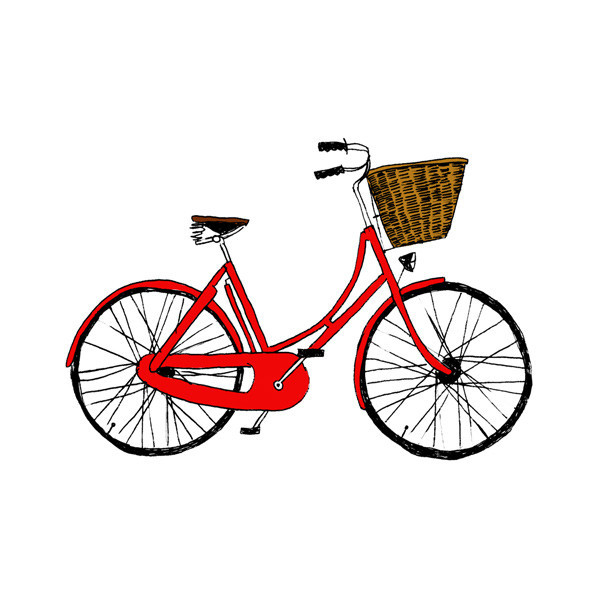 Basket clipart bike 5 with Bicycle Nice Bicycle