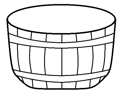 Basket clipart black and white Clipart bread%20basket%20clipart%20black%20and%20white  Free Panda