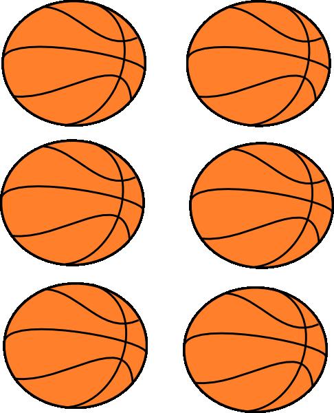 Basket clipart border Images Panda Clipart Free Basketball
