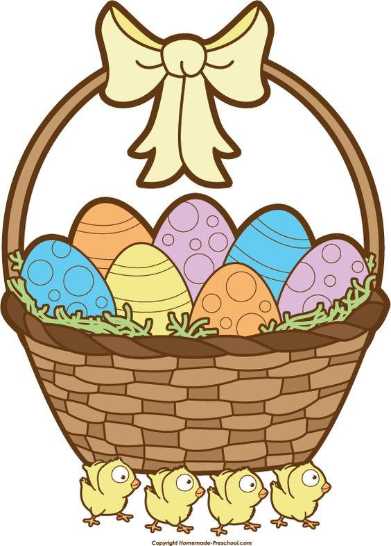 Easter clipart basketball #5