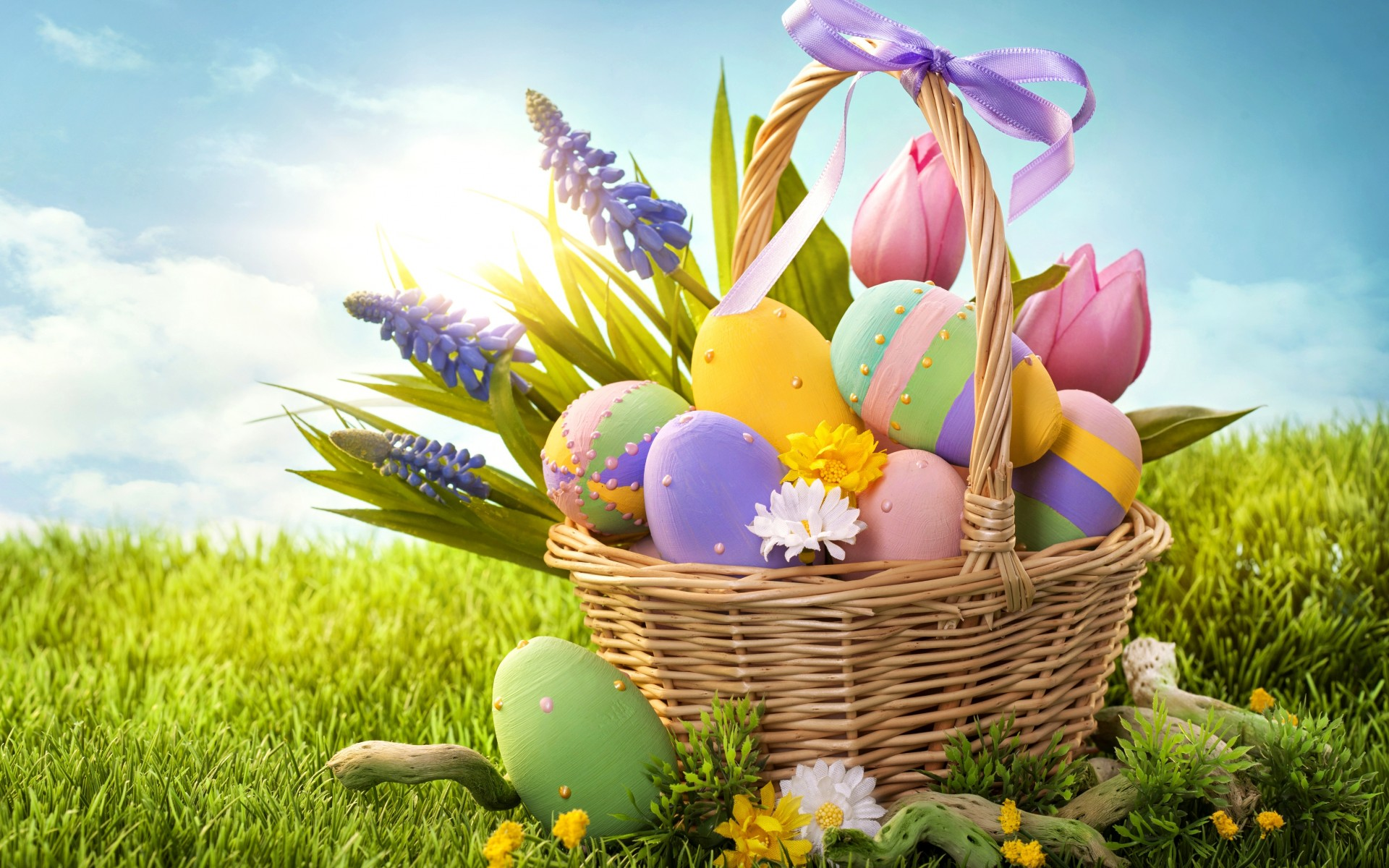 Basket clipart wheat Easter Wallpapers Pictures Clipart Basket
