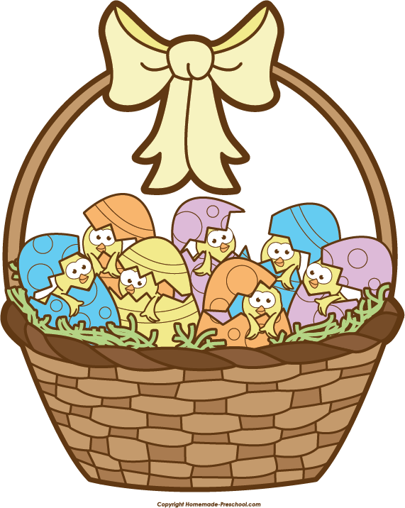 Basket clipart mishloach manot Clipart to Save Click Image