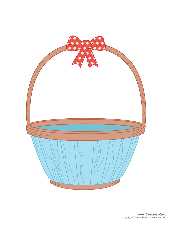 Easter clipart basketball #10
