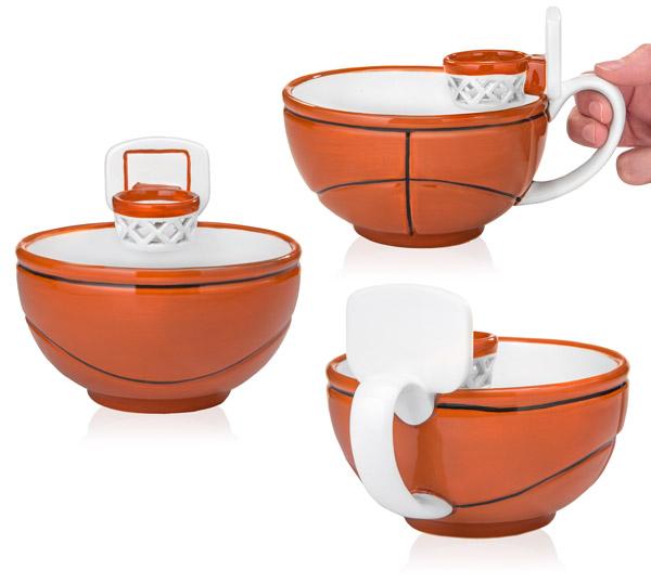 Basket clipart soup bowl Ceramic a displayed Mug: Mug