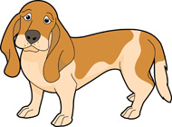 Hound clipart Pictures Search dogs Graphics Hound