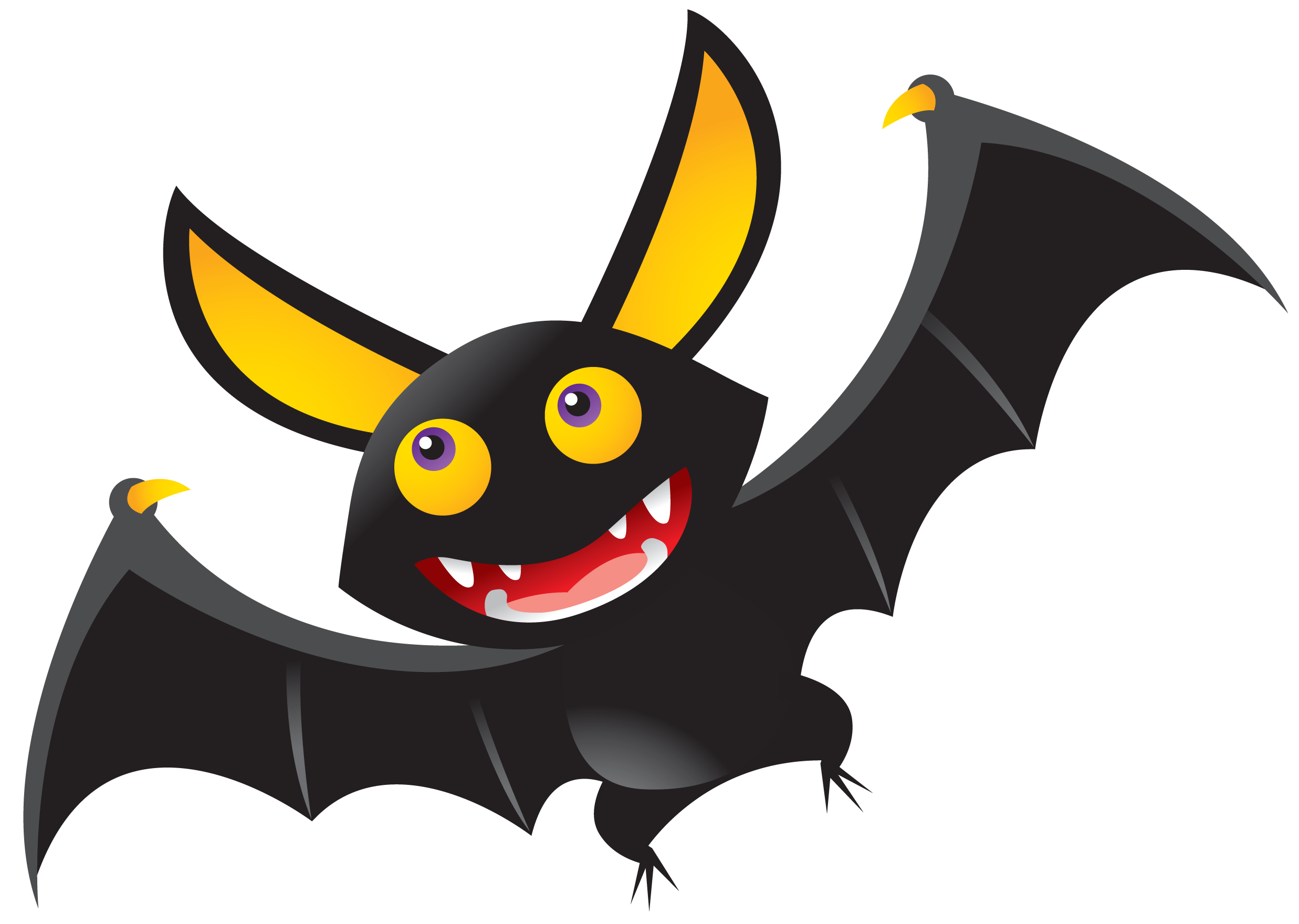 Phanom clipart cartoon Clipart Bat Free Panda Images