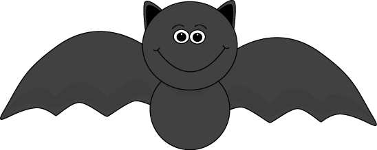 Bat clipart Cute Halloween Bat Bat Cute
