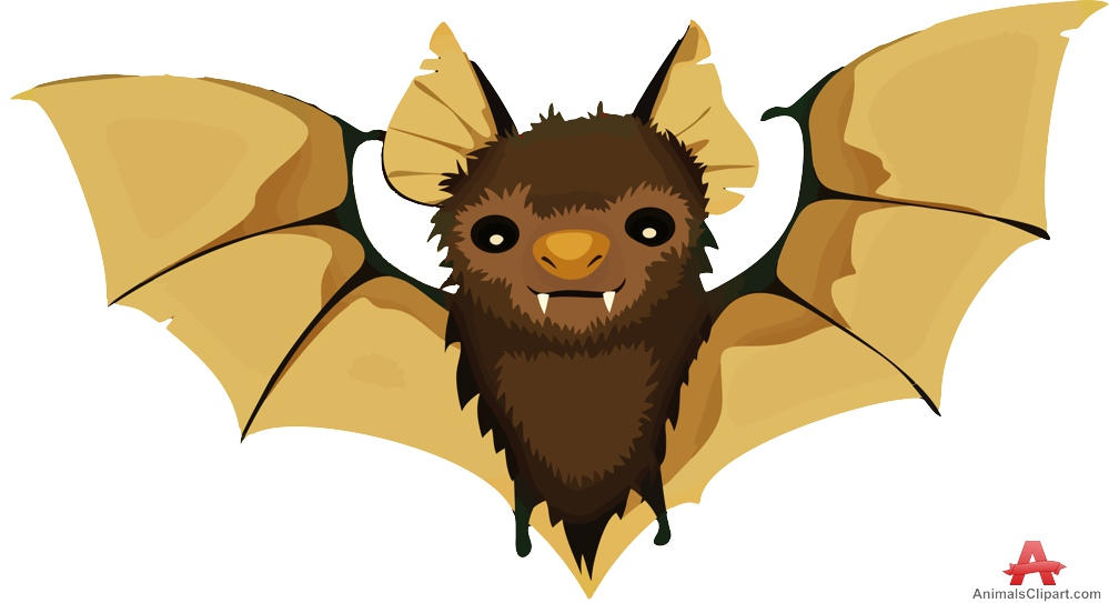 Bat clipart Colored clipart images free clipart