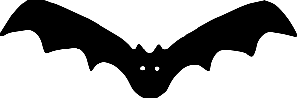 Bat clipart animated This at vector royalty Flying