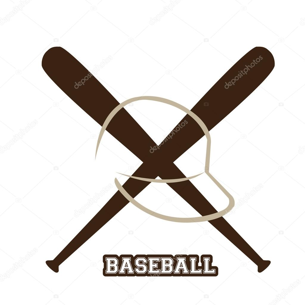 Bat clipart brown objects JoKalar01 Baseball Stock Illustration ©