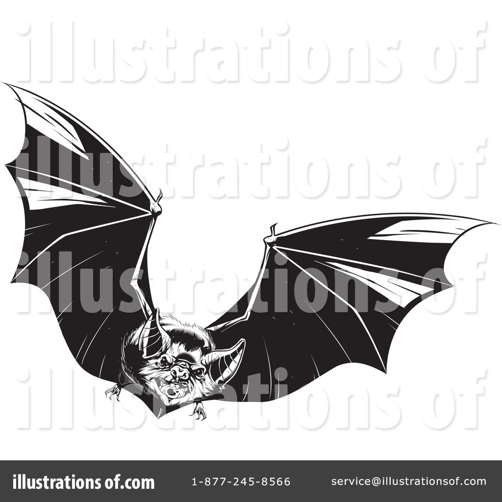 Bat clipart christmas Vampire Illustration Clipart Lawrence Vampire