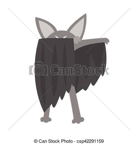 Bat clipart comic With Comic Bat A of