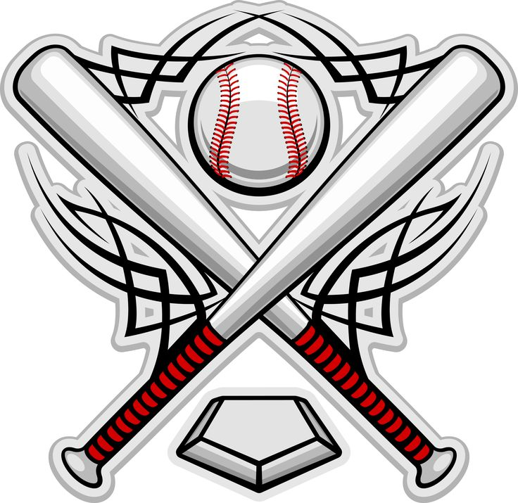 Bat clipart grey Bats Pinterest Baseball Bats 357