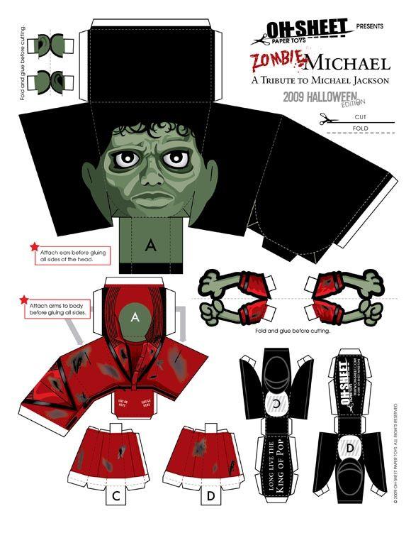Bat clipart thriller Ideas Thriller thriller toy Jackson