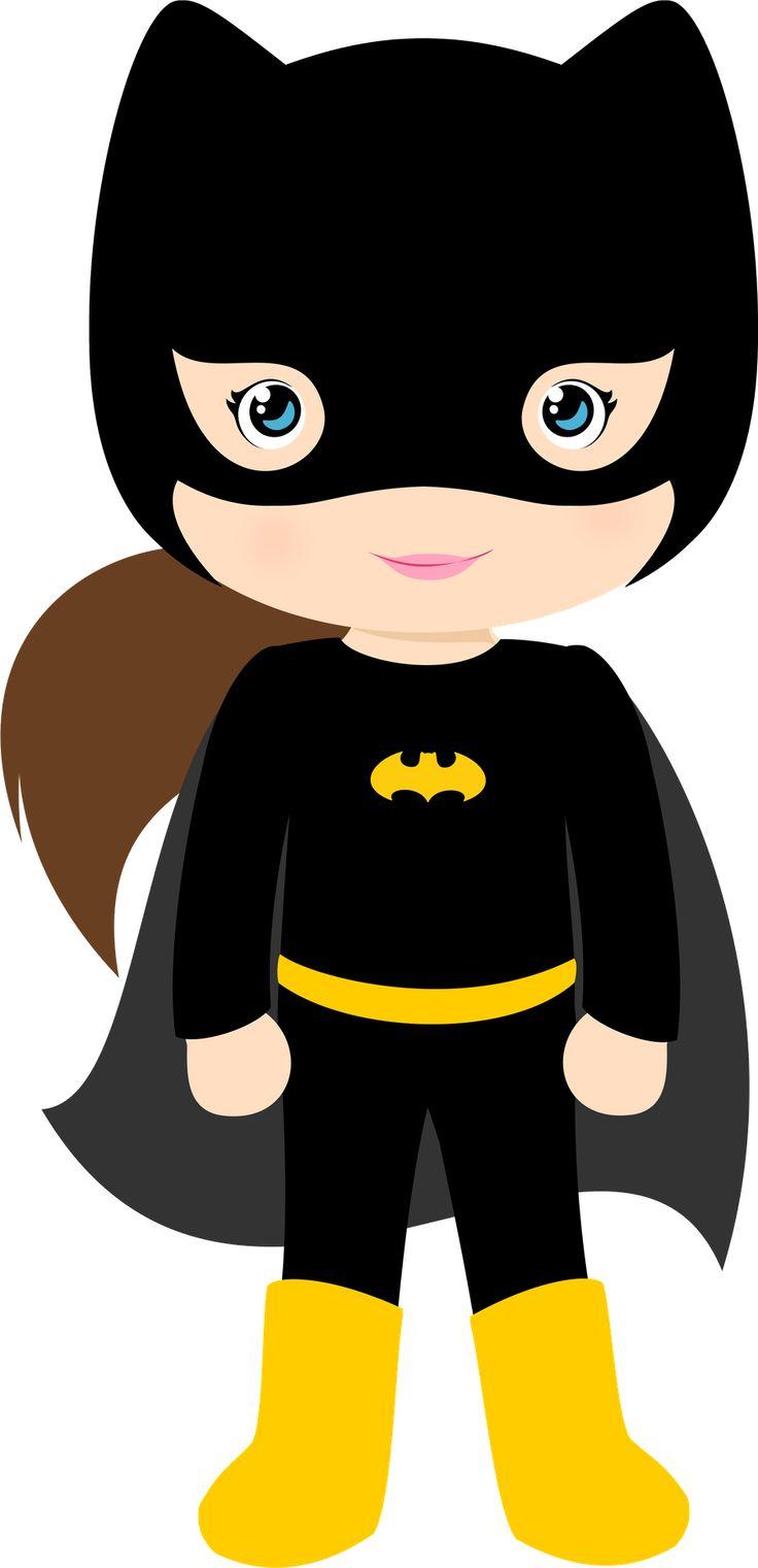 Batgirl clipart #9