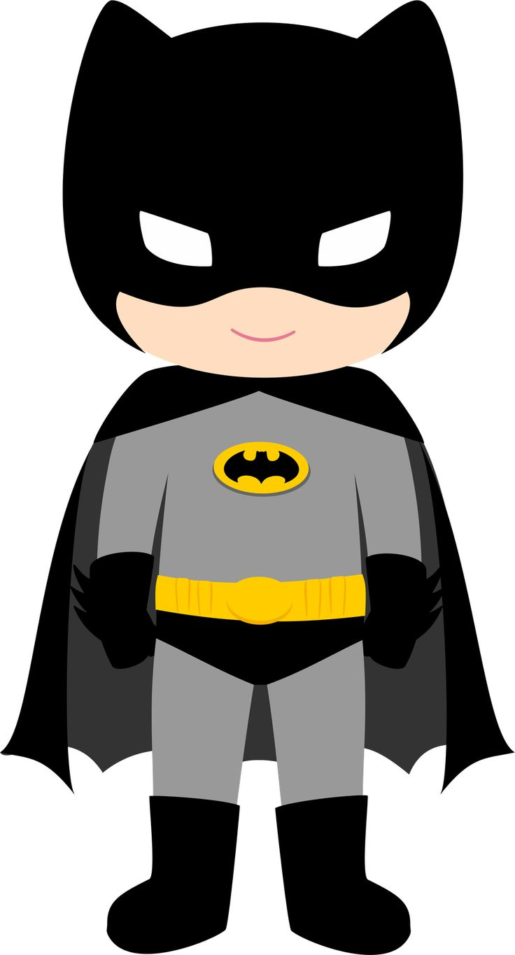 Flash clipart batman #15