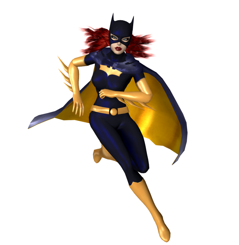 Batgirl clipart batwoman Free Clip Batgirl batgirl pw