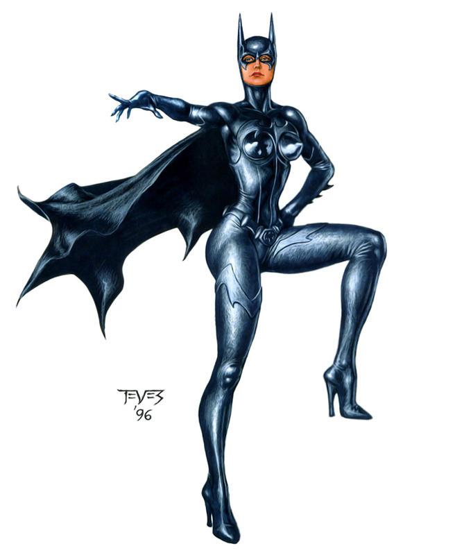 Batgirl clipart batwoman Concept at least Silverstone Batgirl