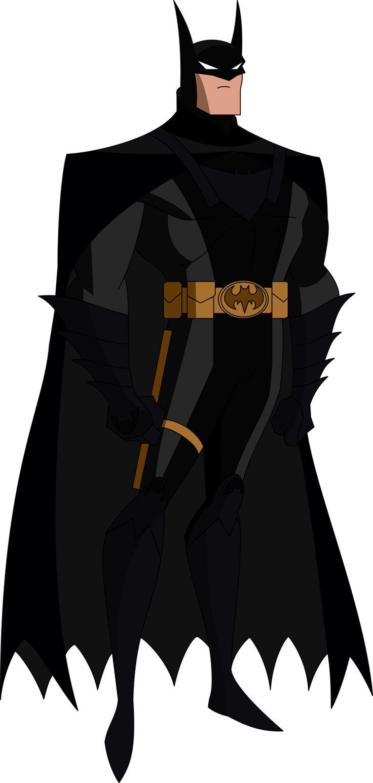 Batgirl clipart dcau @DeviantArt (DCAU) images by Best