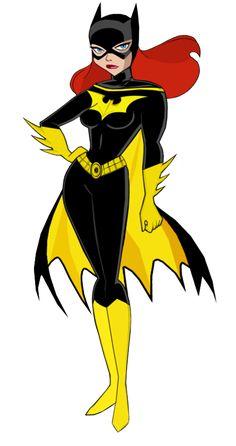 Batgirl clipart dcau The Alexbadass Batgirl deviantart Series