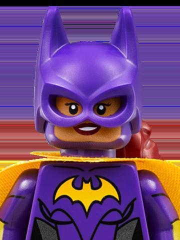 Batgirl Lego and Batgirl cumple
