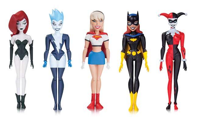 Batgirl clipart new batman adventure Poison Adventures: Toy Ivy Figure
