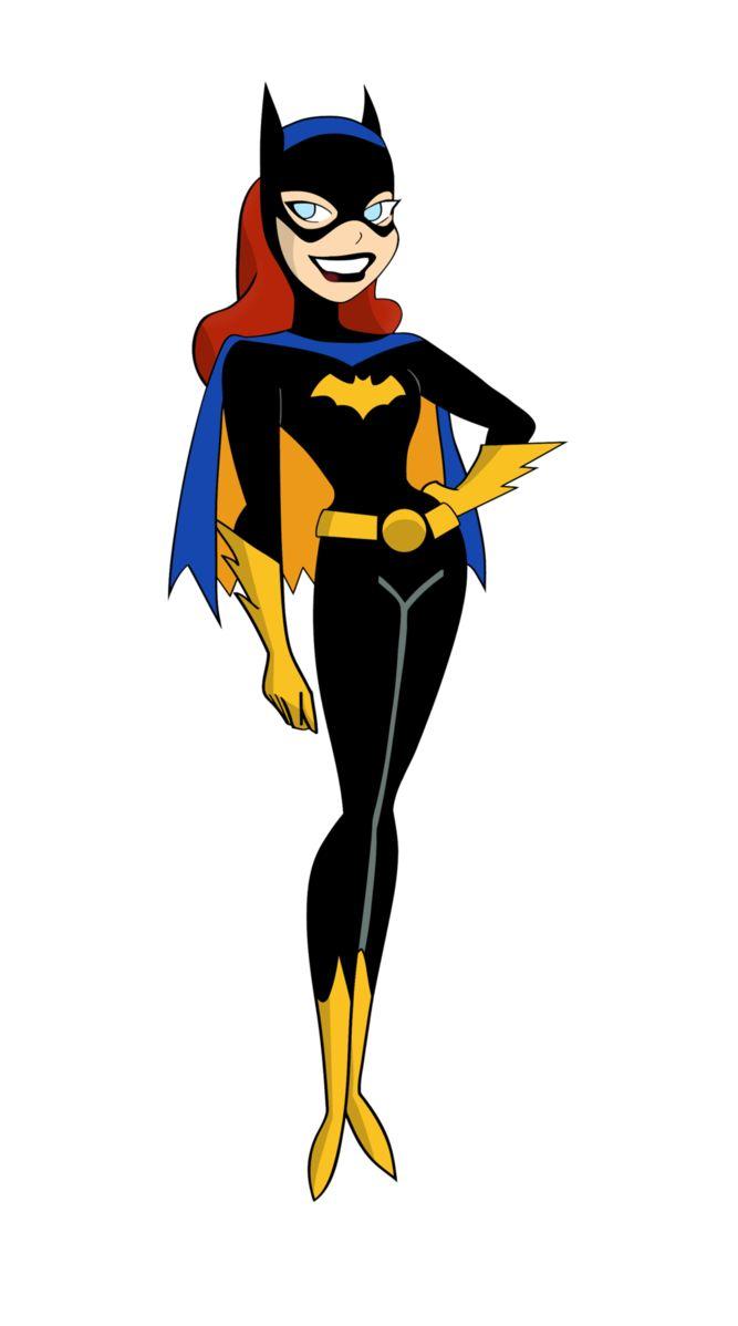 Batgirl clipart new batman adventure On 205 Batgirl on Pinterest