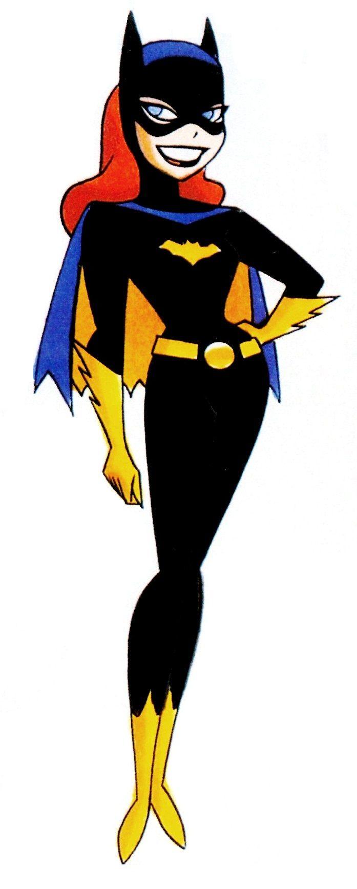 Batgirl clipart new batman adventure The images Batman Batgirl's Batgirl