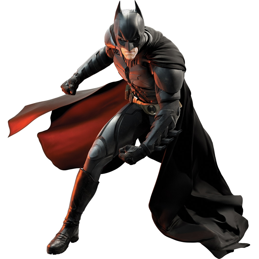 Batgirl clipart rises The  The Dark Knight