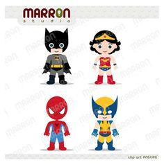 Batgirl clipart superhero Birthdays Superhero Art Batman Man