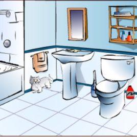 Bathroom clipart Bathroom Photos  Free Clipart