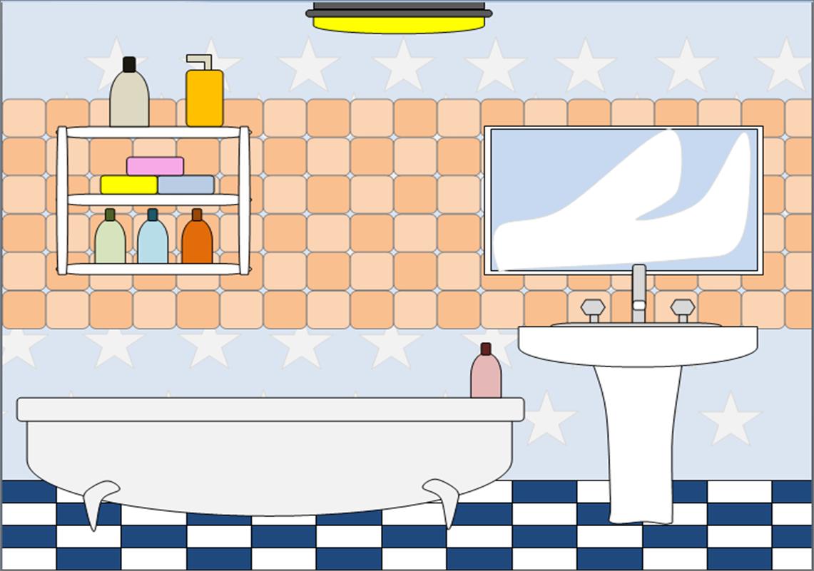 Tiles clipart washroom Free Clipart 46 Bathroom cartoon