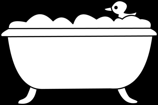 Bathtub clipart 20clipart Clipart Savoronmorehead Images Free