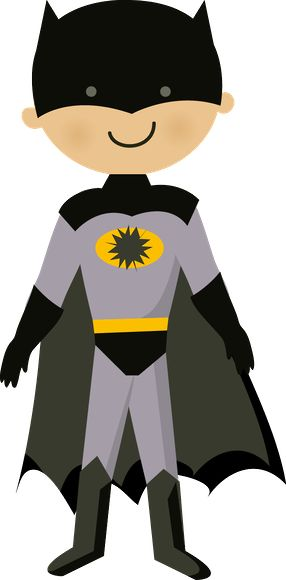 Batman clipart child HerosClip Super best (selmabuenoaltran) Bueno