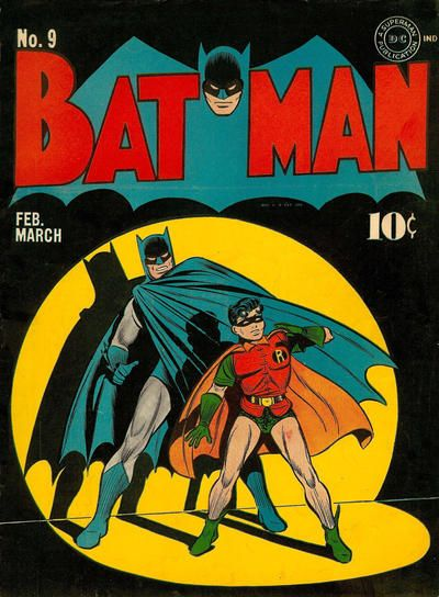 Batman clipart comic book Jerry comics 25+ BooksBatman #9